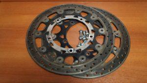 Yamaha R1, тормозные диски, купить, мотомагазин, motoevo.ru, мотосервис